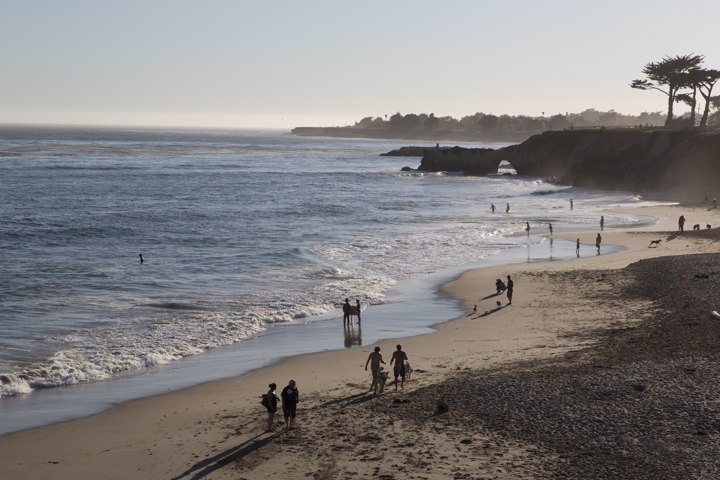 Beaches Reopen In Parts Of California