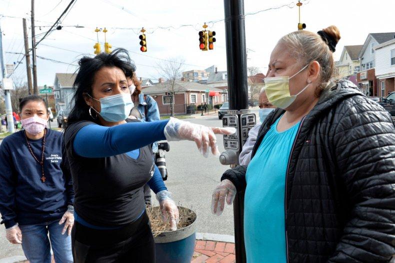 Latinos Hispanics affected by coronavirus