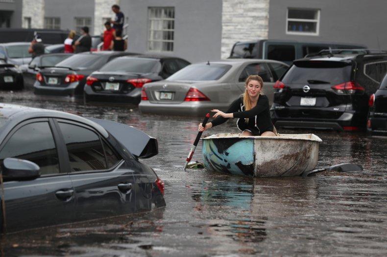 flooding, Florida