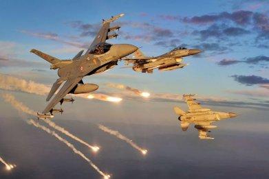 turkey, air, strikes, iraq, pkk