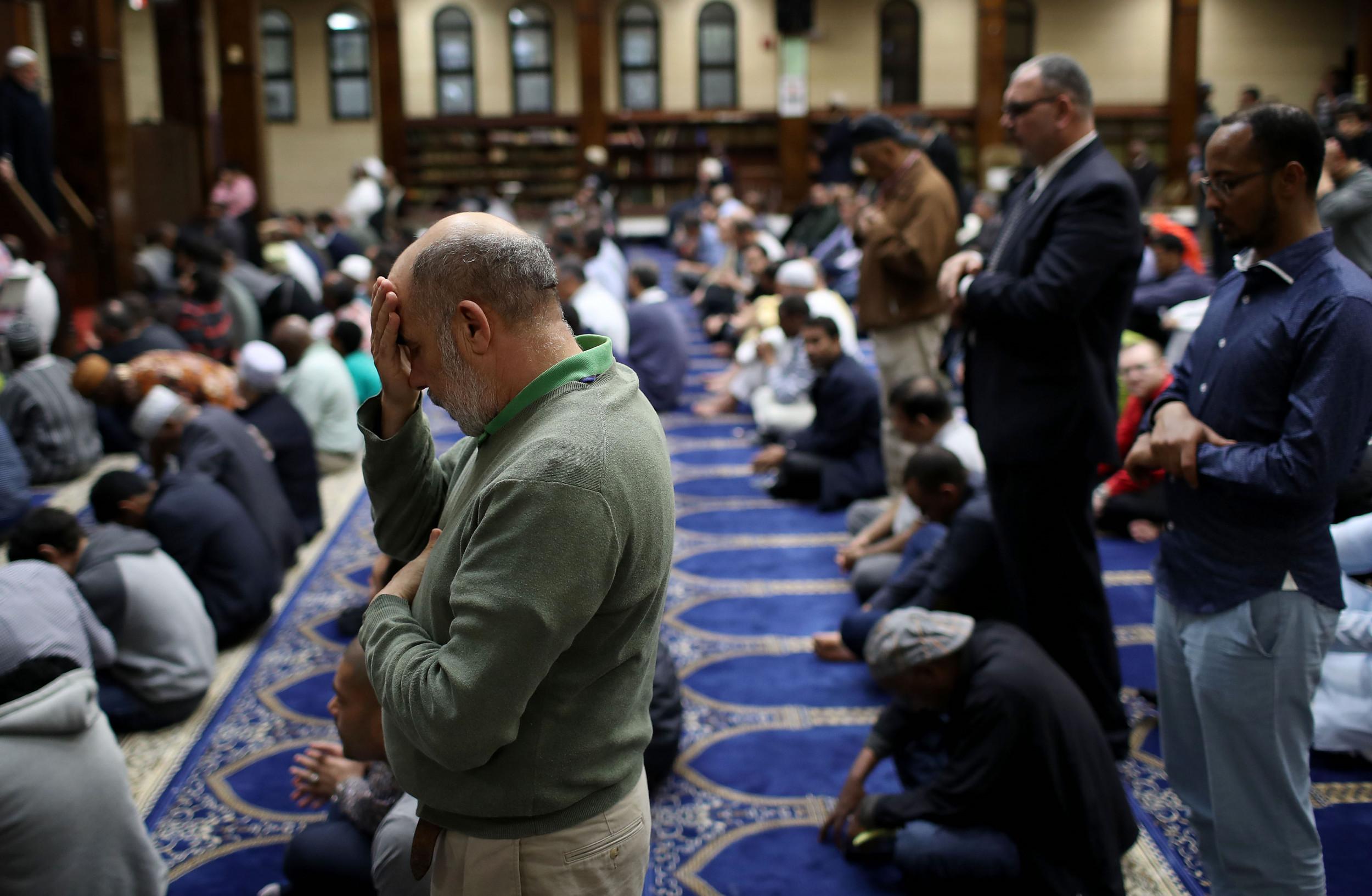 Rise in Anti-Muslim Hate Crimes as Islam Wrongly Blamed ...