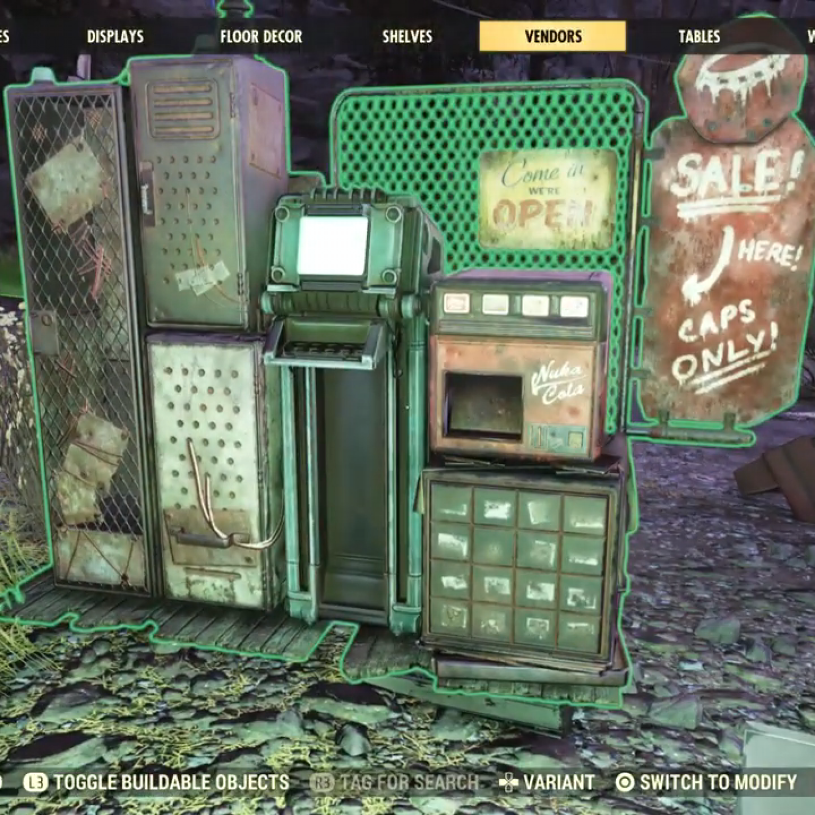 Fallout 76' Player Vending Machines Disabled After Wastelanders ...