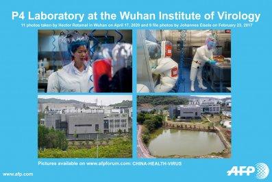 wuhan laboratory china government coronavirus