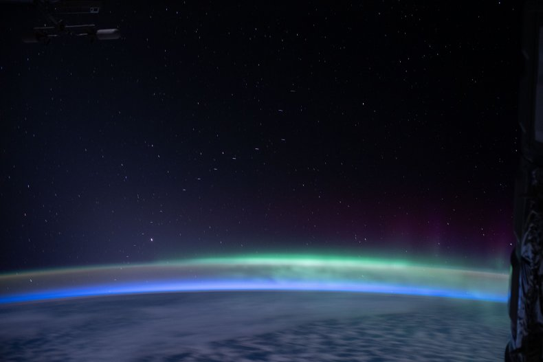 Starlink, ISS