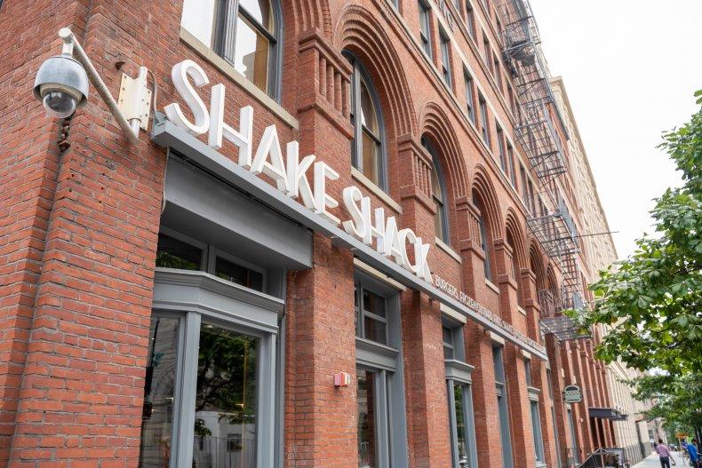 iStock Shake Shack