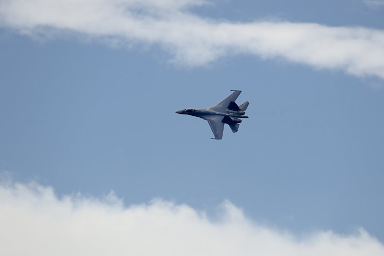 Russia, US, interception, fighter, jet