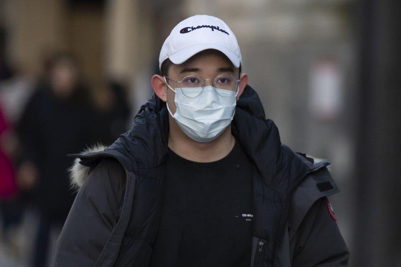 Man Face Mask Glasses