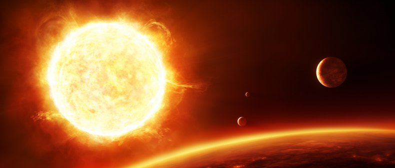 star, exoplanets
