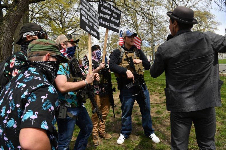 Reopen Pennsylvania Protest