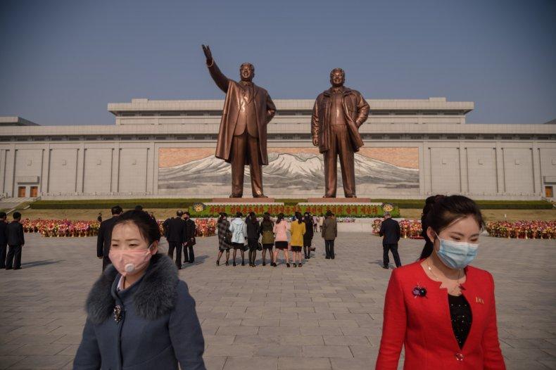 north, korea, dprk, day, sun, celebration, kim