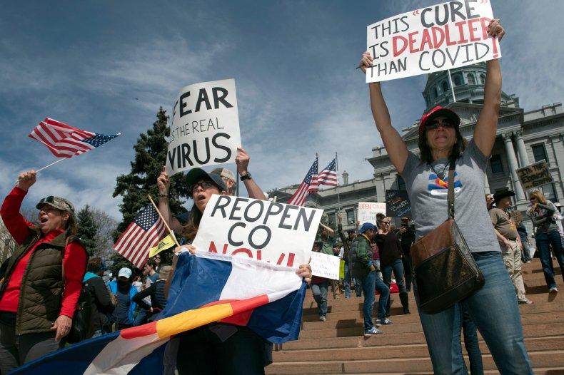 Corona Protest