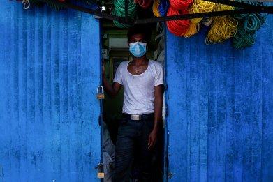 Coronavirus, Yangon, Burma, Myanmar, April 2020