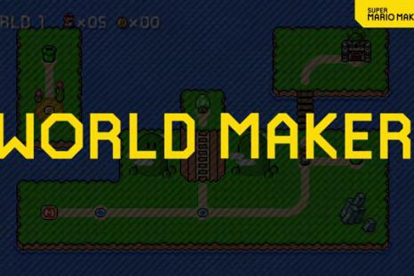 super mario maker 2 world maker update