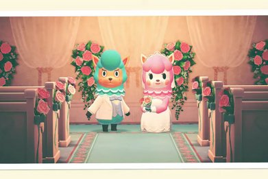 animal crossing new horizons wedding season update