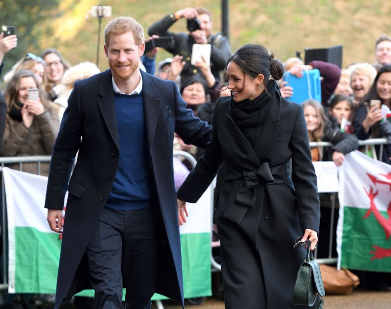 Prince Harry, Meghan Markle, Cardiff