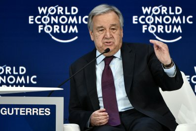 united nation secretary general guterres