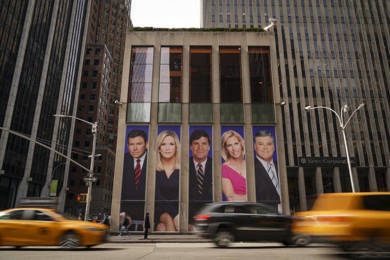 Fox News Signs