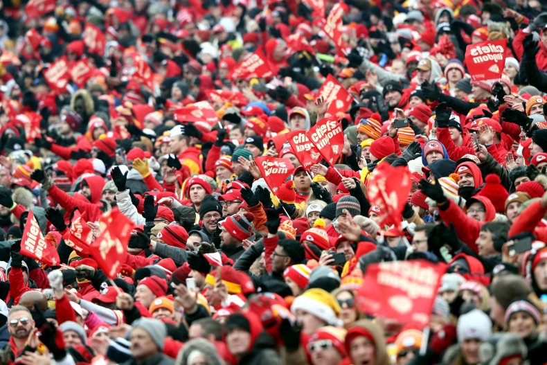 Kansas City Chiefs, fans