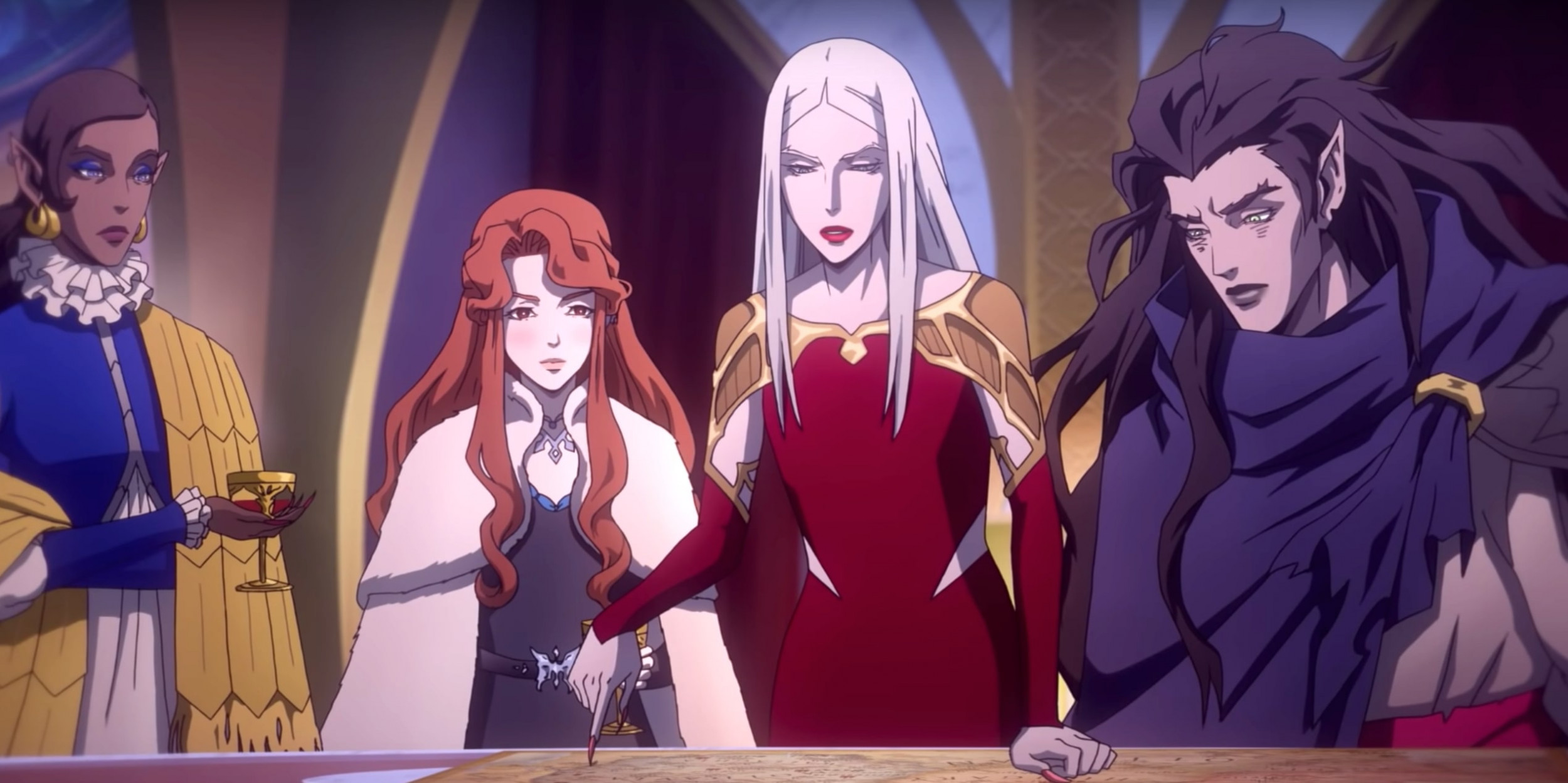 Everything We Know About'Castlevania' Season 4 So Far