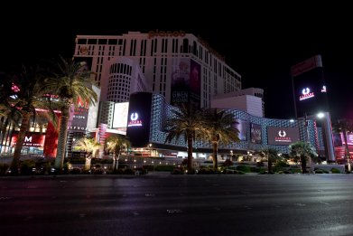 Planet Hollywood Resort & Casino on the Las Vegas Strip