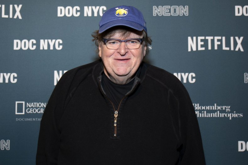 Michael Moore Asks 'How Do We Want To Live After Coronavirus Pandemic'?