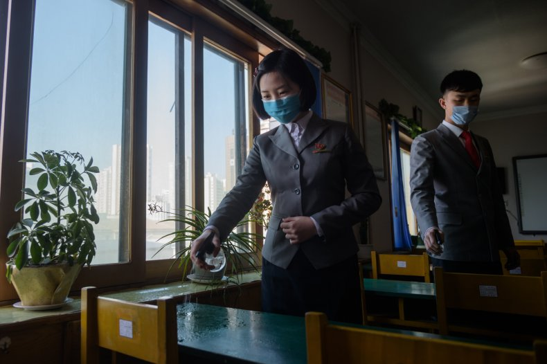 north, korea, coronavirus, covid-19, pyongyang