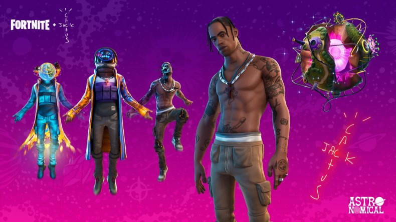Fortnite' Travis Scott Concert Start Time: Get Into Astronomical Early