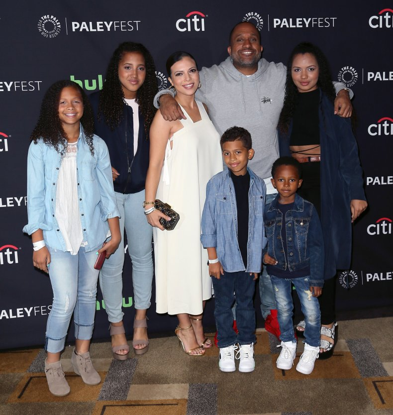 Kenya Barris' Wife on '#blackAF' Isn't Based On the Real Mother of His Kids