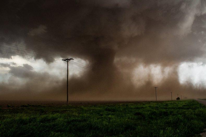 Tornado stock