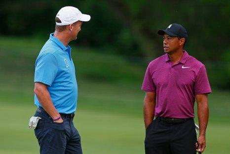 Peyton Manning, Tiger Woods
