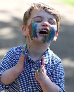 Prince Louis Celebrates Second Birthday