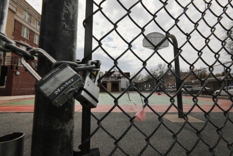 Closed school New York