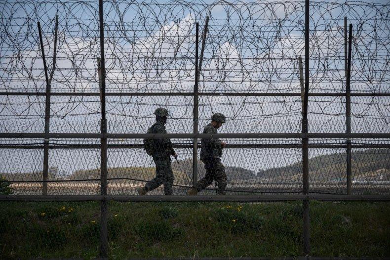 north, south, korea, dmz, military