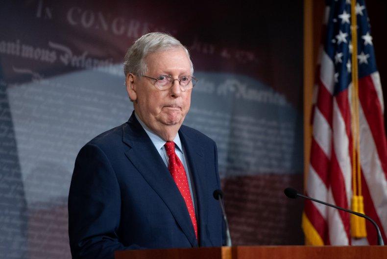 mcconnell presser $500 billion interim package