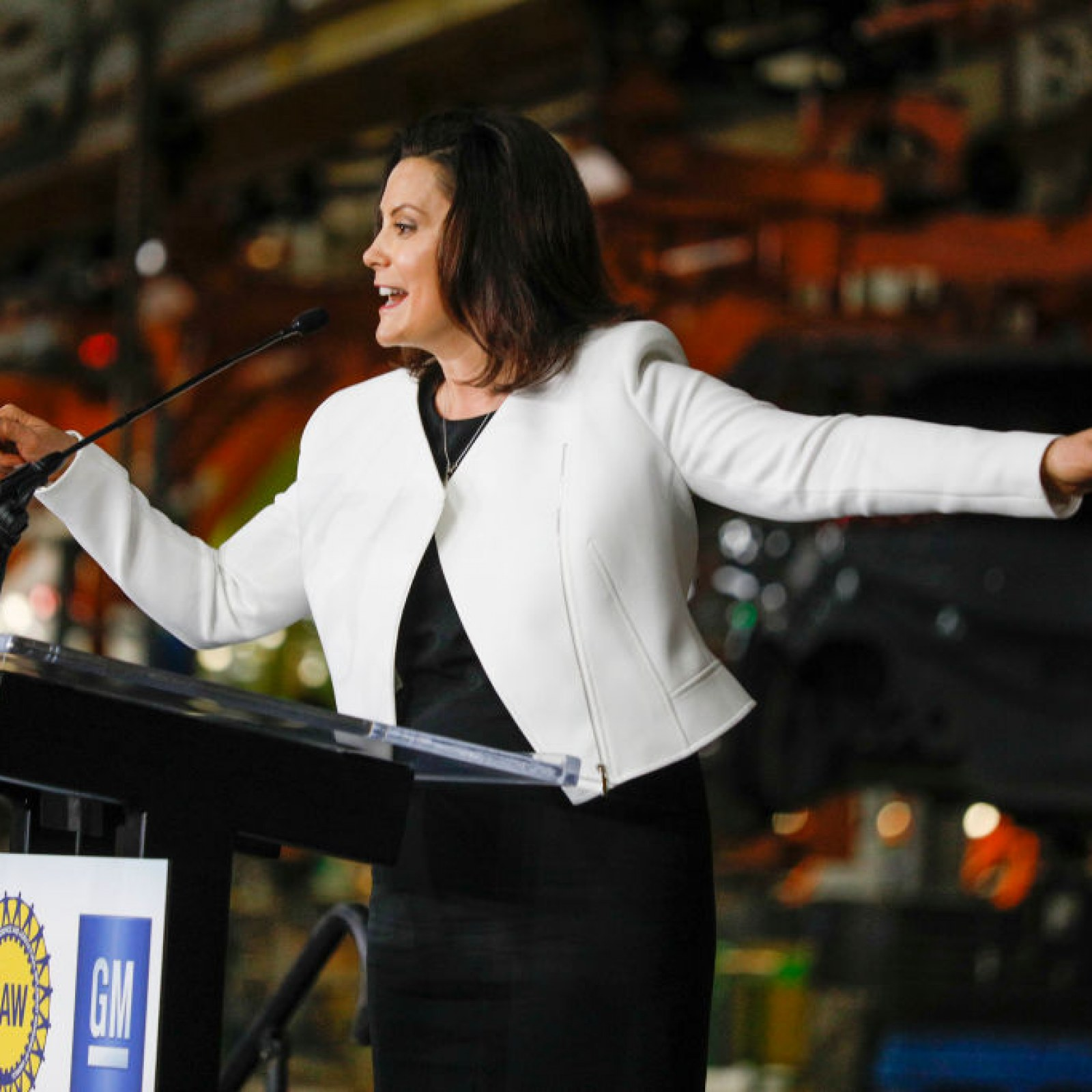 Michigan Governor Gretchen Whitmer Dismisses Vp Speculation The Job That I Want Is The One That I Have