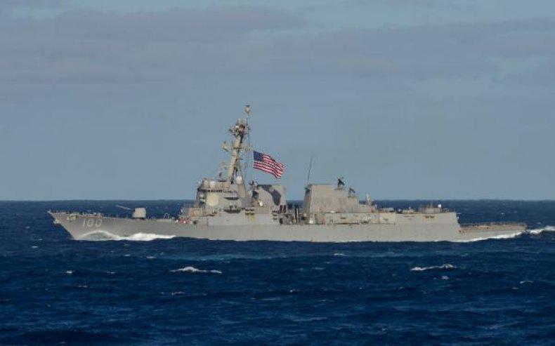 uss, kidd, navy, pacific
