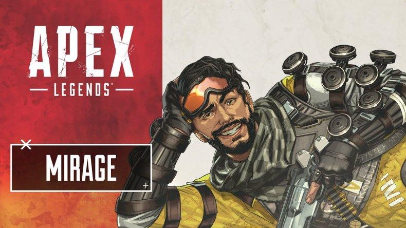 apex legends mirage