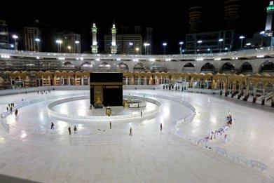 Mecca Amid Coronavirus Pandemic