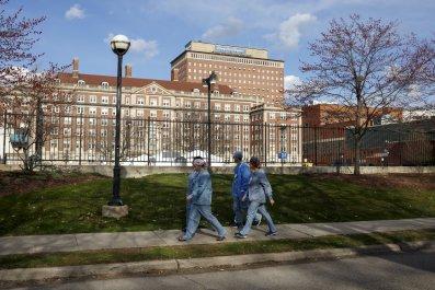 detroit michigan hospital closing down
