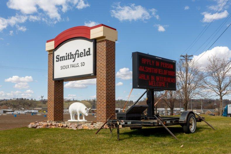 Smithfield Foods, Sioux Falls