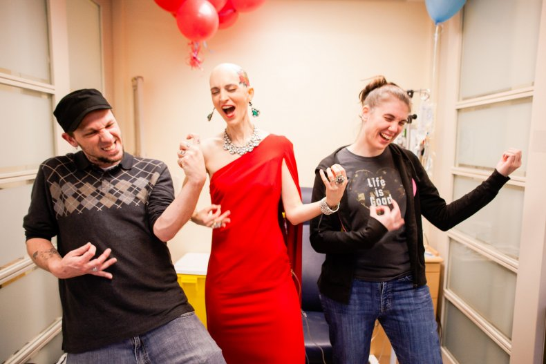Air Guitar, Chemotherapy, New York