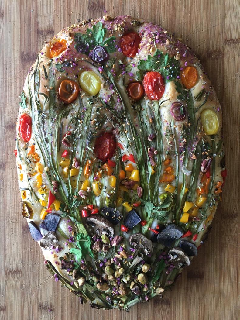Colorful Bread