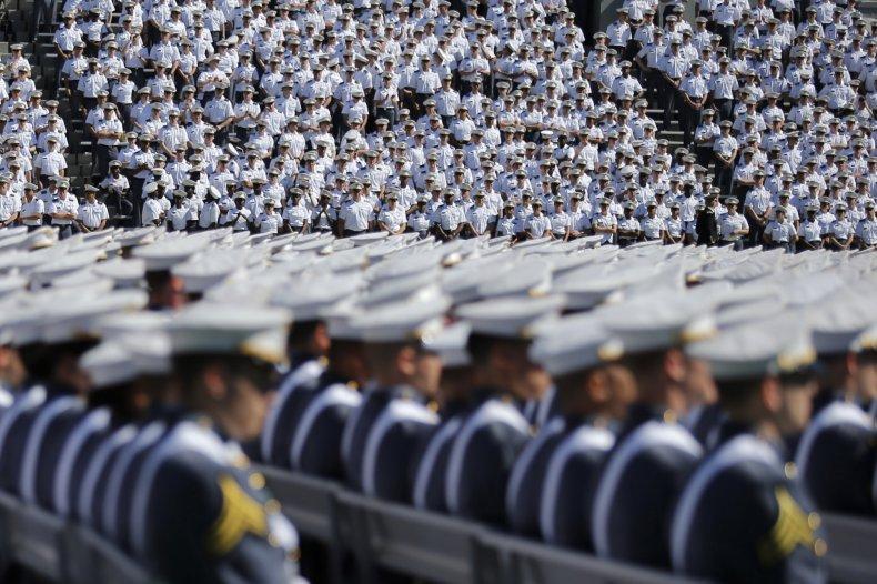 West Point coronavirus covid-19 military bases