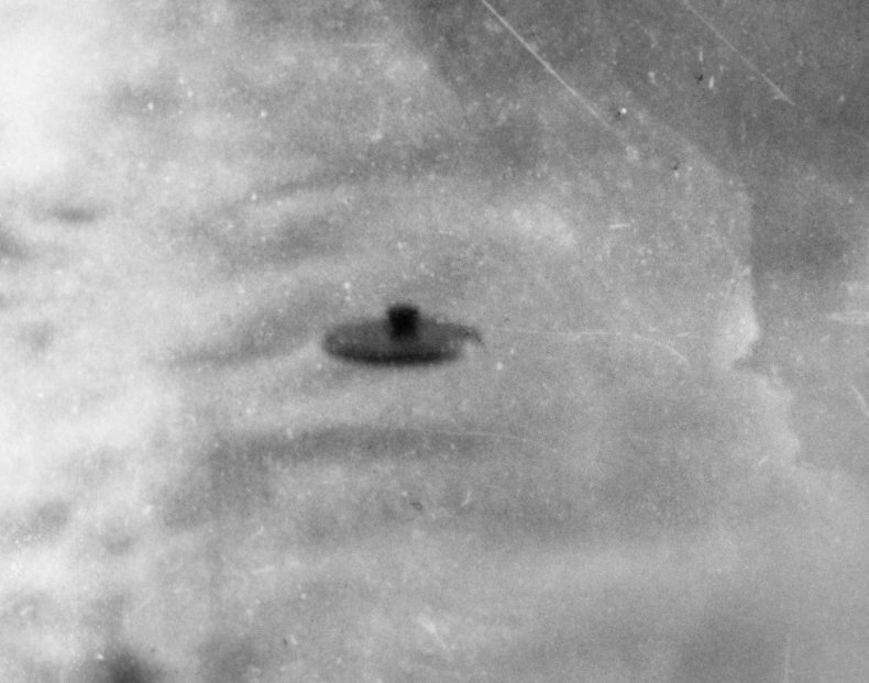 Getty Images ufo