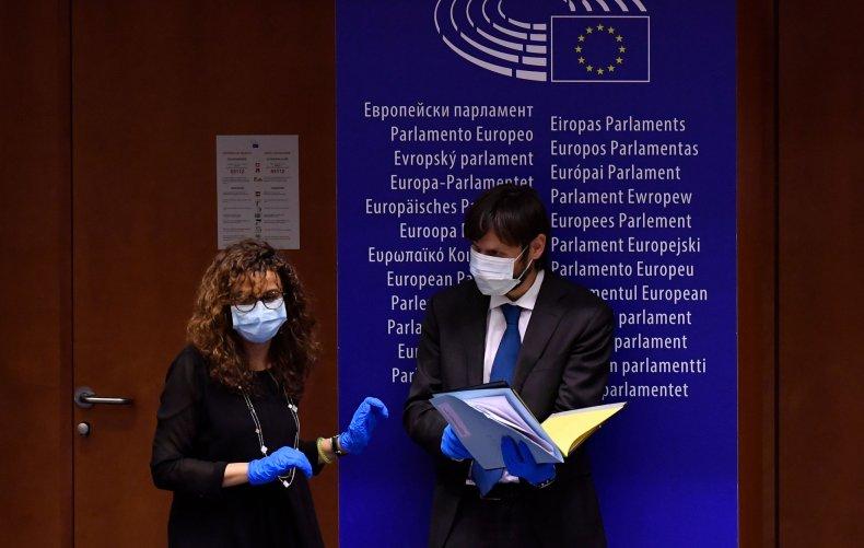 EU, China, relations, coronavirus, skeptical, Brussels, crisis