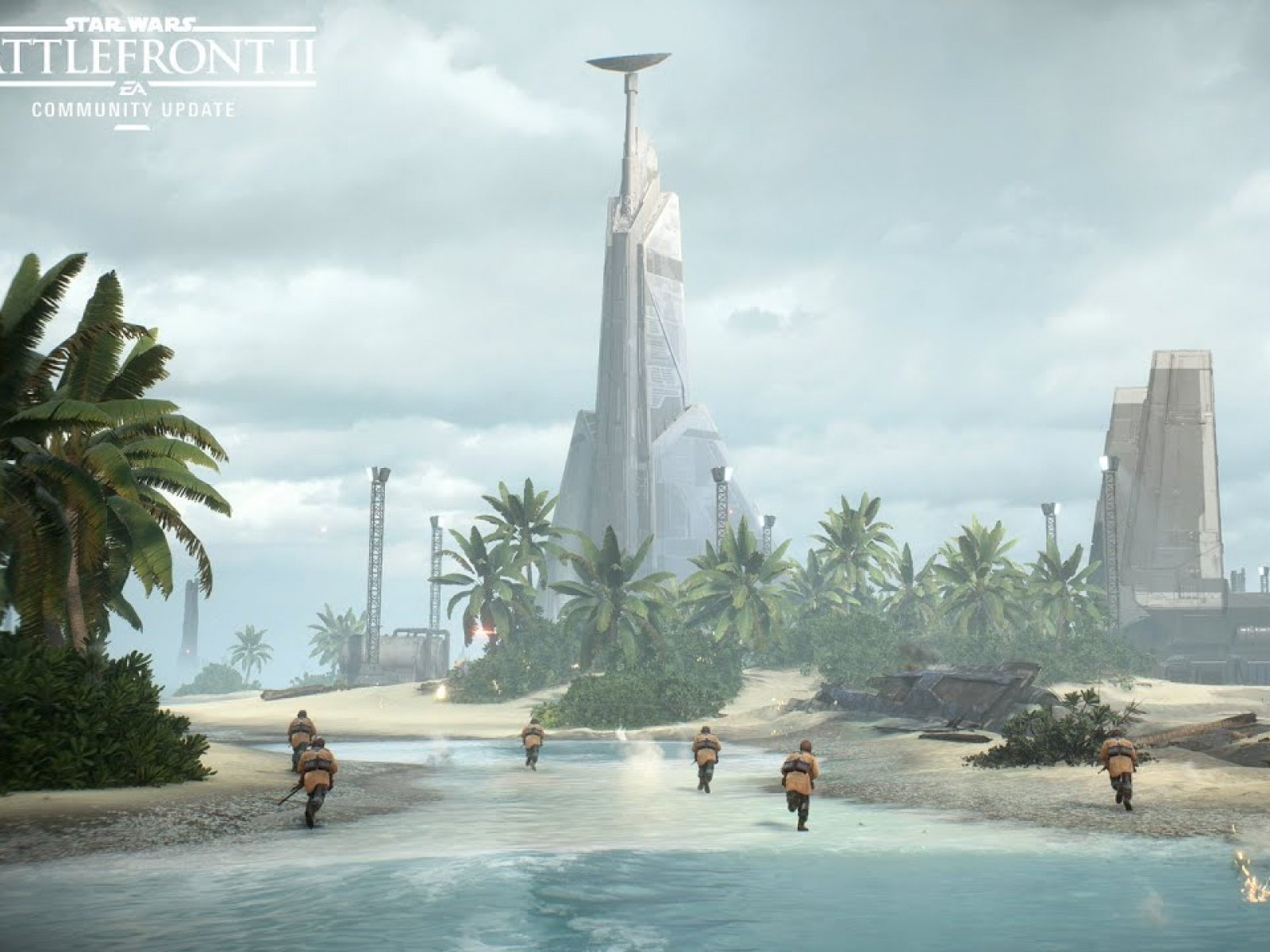 Star Wars Battlefront 2 Update 1 49 Adds Scarif To Age Of