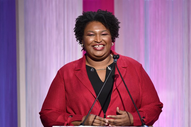 Stacey Abrams Says Decision To Reopen Georgia Was Dangerously Incompetent And Deeply Callous