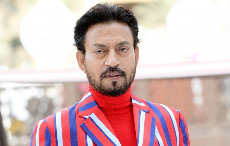 Irrfan Khan dead