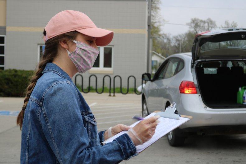 Food banks, Iowa, Coronavirus, poverty, pandemic
