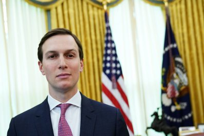 Jared Oval Office 4-28-20